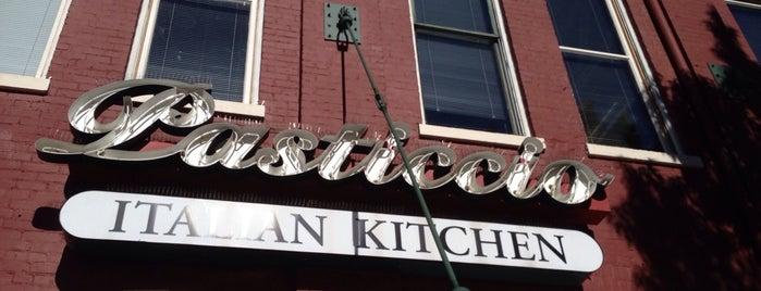 Pasticcio Italian Kitchen & Bar is one of Tempat yang Disukai Rachel.