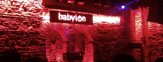 Babylon is one of Istanbul.
