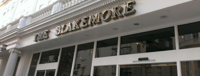 The Blakemore Hotel is one of Lieux qui ont plu à Yolanda.