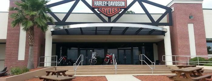 Gainesville Harley-Davidson is one of Lugares favoritos de Wendy.