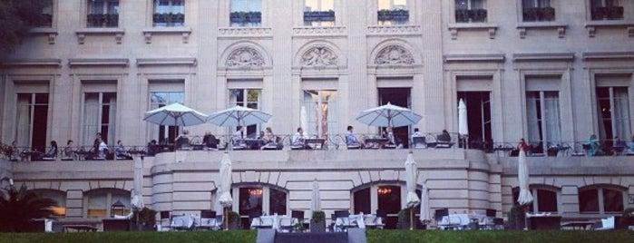 Palacio Duhau-Park Hyatt Buenos Aires is one of Condé Nast Traveler Platinum Circle 2013.