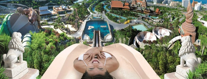 Siam Park is one of Tenerife.