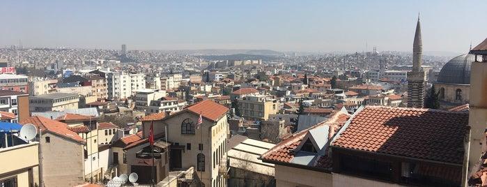 Arif Bey Konağı is one of Antep Hoteller.