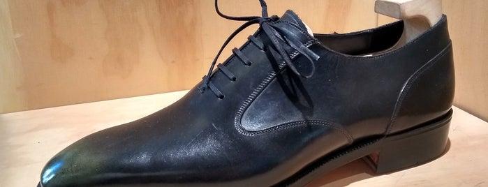 Norman Vilalta Bespoke Shoemaker is one of BARCELONA.