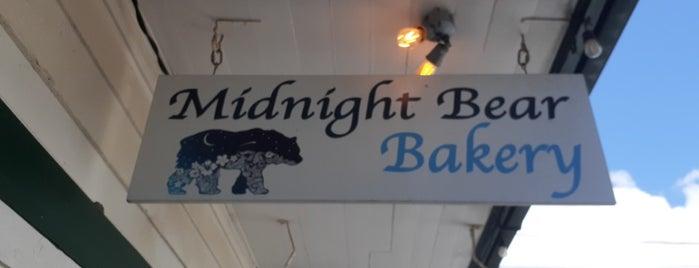 Midnight Bear Breads is one of Kauai.
