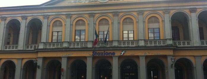 Stazione Lucca is one of Posti che sono piaciuti a Gian C..