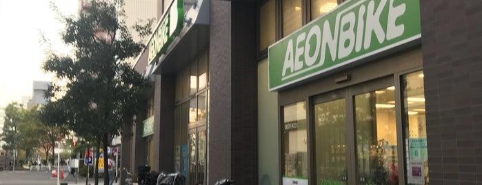 イオンバイク赤羽店 is one of Lieux qui ont plu à Masahiro.
