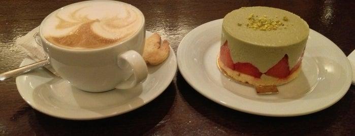 IF Café is one of Vinohrady - kde jíst a pít.