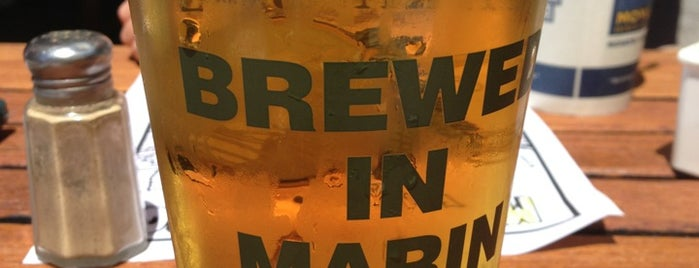 Marin Brewing Company is one of West Coast Breweries.