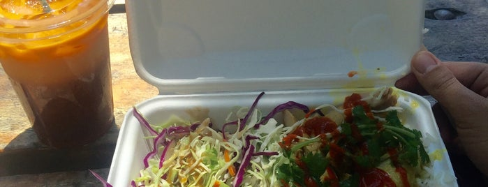 Star Ginger Asian Food Truck is one of Yums.