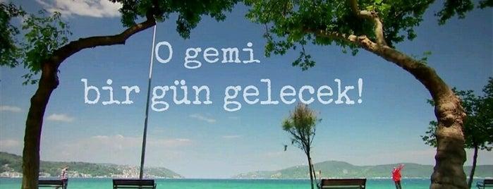Marmaris Aksaz Deniz Üssü Komutanlığı is one of Cemさんのお気に入りスポット.