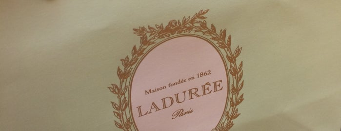 Ladurée is one of Lugares favoritos de Anna.