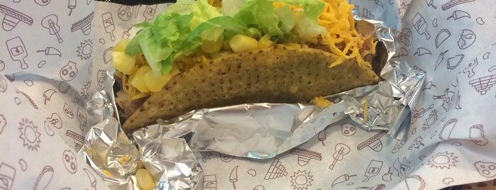 El Taco is one of Lugares favoritos de Anna.
