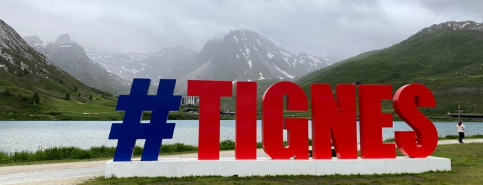 Tignes Le Lac is one of X Games History.