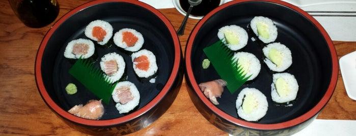 Restaurante Japones Fuji is one of Japos en Malaga.