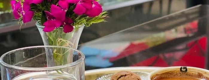 BALKON CAFE&RESTAURANT is one of Kahramanmaraş.