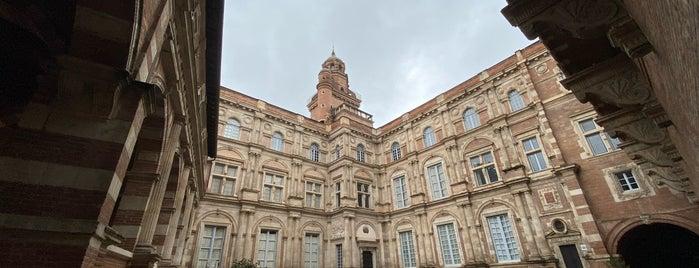 Hôtel d'Assézat is one of Barcelona, Andorra & Toulouse.