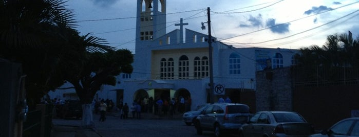 Iglesia Sagrado Corazón is one of Maríaさんのお気に入りスポット.