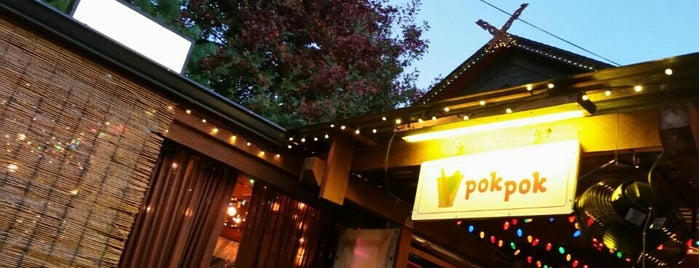 Pok Pok is one of Portland's Best.