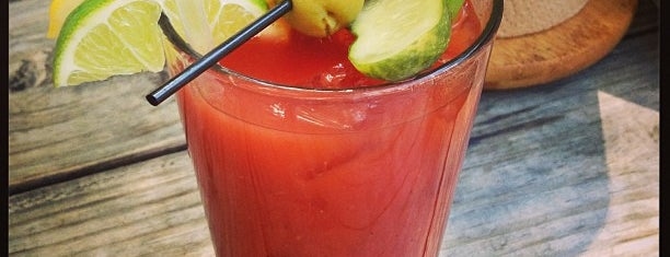 Lobster Joint is one of Bloody Mary Hit List.