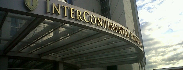 InterContinental Mendoza is one of Posti che sono piaciuti a Sabrina.