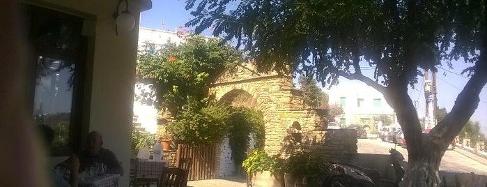 Ταβερνα Οι Λευκες is one of Manolis visited.