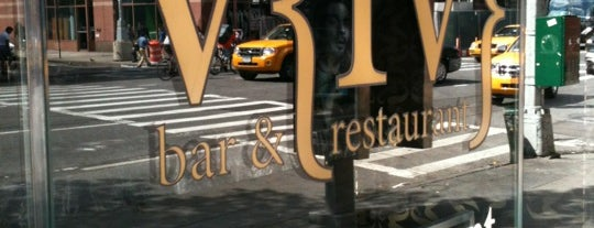 ViV Thai is one of Nolfo NYC Foodie Spots.