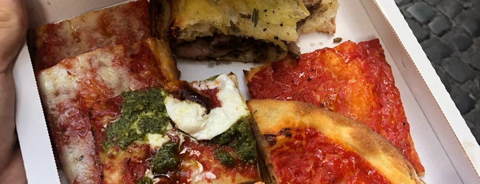 Antico Forno Roscioli is one of Rome by Katie Parla.