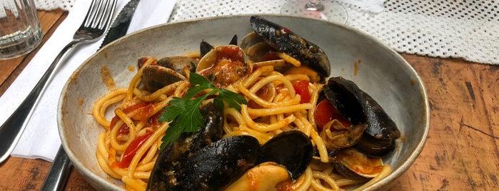 Campania Gastronomia is one of London restaurants.