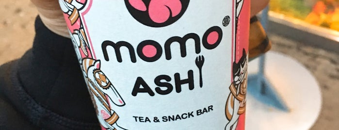 Momo Ashi is one of NYC Food.