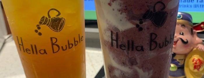 Hella Bubble is one of Ailie 님이 좋아한 장소.
