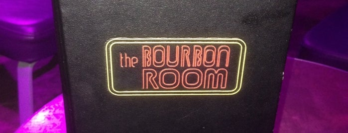 The Bourbon Room is one of LV2K14.