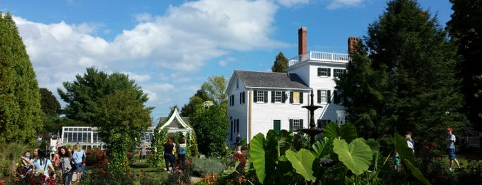 Strawbery Banke Museum is one of Lugares favoritos de Chrissy.