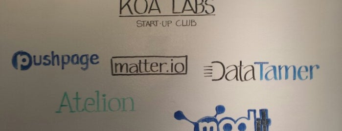 Koa Labs is one of Boston Tech.