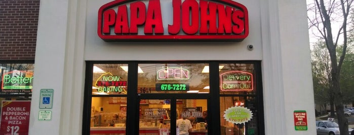 Papa John's Pizza is one of Jasonさんのお気に入りスポット.