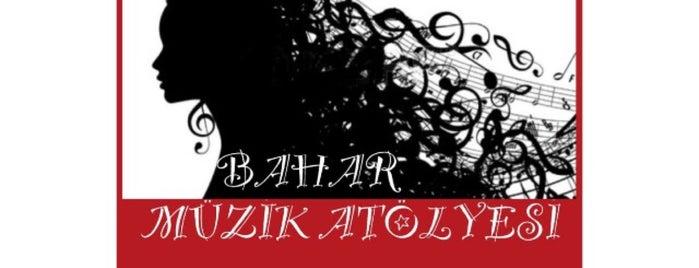 """""""BAHAR"""" Müzik Atölyesi 🎻 is one of Serpil'in Beğendiği Mekanlar."""