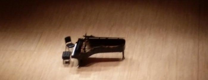 Carnegie Hall is one of Tempat yang Disukai Michael.