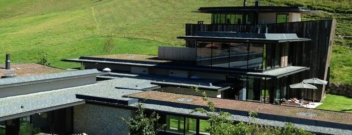 Wiesergut is one of Design Hotels.