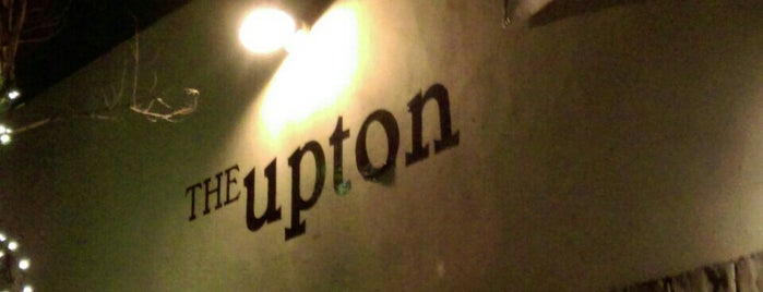The Upton is one of Bars Phx.