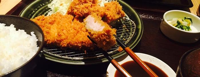 Tonkatsu Wako is one of Topics for Restaurant & Bar ⑤.