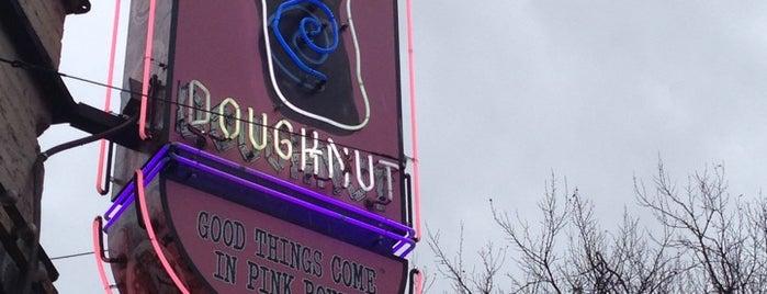 Voodoo Doughnut is one of Portland.