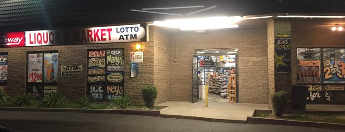 Freeway Liquor is one of Retailers.