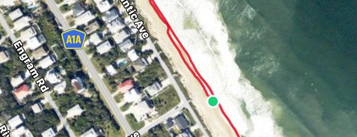 Bethune Beach is one of Nice things.
