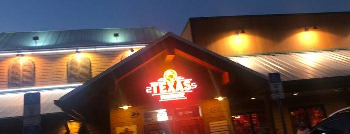 Texas Roadhouse is one of Orte, die Bob gefallen.