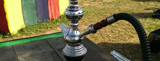 Zim's Shisha Bar is one of Paléo Festival Nyon 2013.