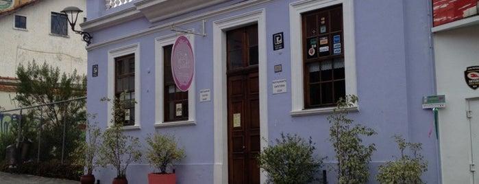 Casa Lilás is one of Gastronomix.