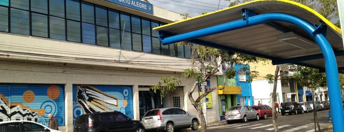 Linha Turismo is one of Porto Alegre 2.