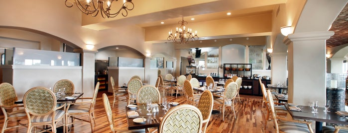 Bistro 1111 is one of Santa Barbara's Savory Locavore Cuisine.