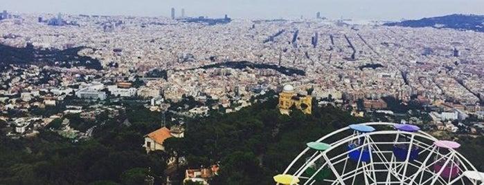 Tibidabo is one of Barcelona-To-Do List.