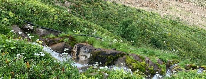 Водопад Медвежий is one of Lieux qui ont plu à Stanislav.